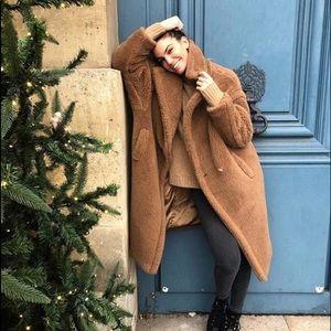 Poodle coat